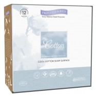 Cotton Cool Mattress Protector