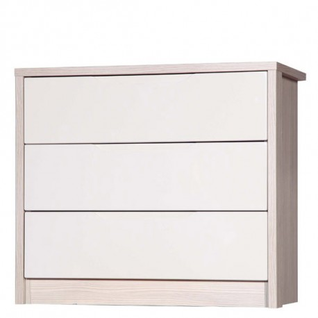 Avola Premium Plus 3 Drawer Chest
