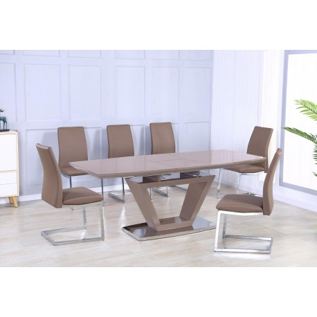 Azore Extending Dining Table