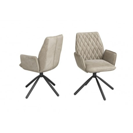 Zanetti Swivel Dining Chair