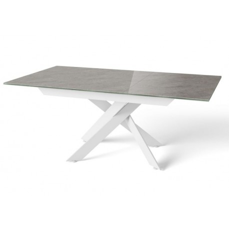 Luxor Extending Ceramic Dining Table