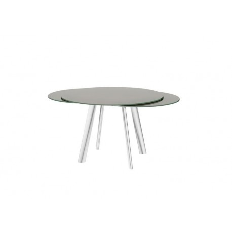 Omega Swivel Extending Table