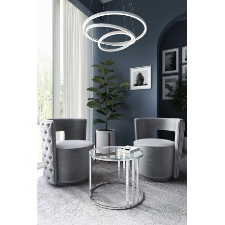 Tamara Swivel Lounge Chair