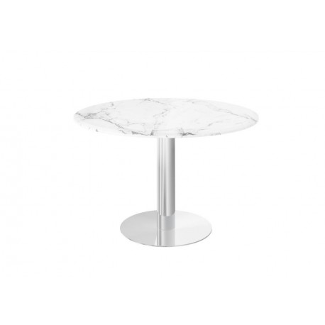 Parma Round Marble Table