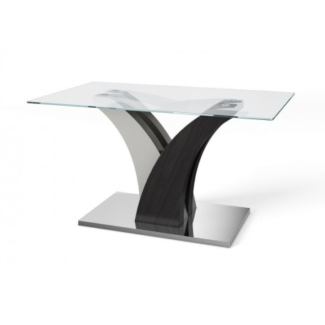 Salvador Glass Dining Table