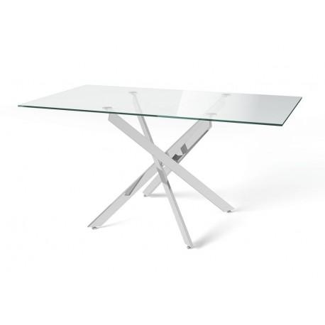 Clara Glass Table