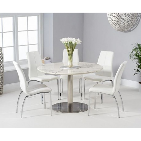 Battista Round Dining Table