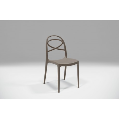 Luna- Stackable Chairs