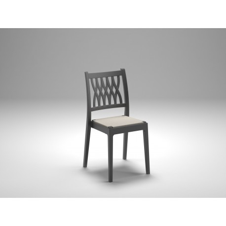Elettra-Stackable Chairs