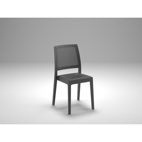 Maia- Stackable Chairs