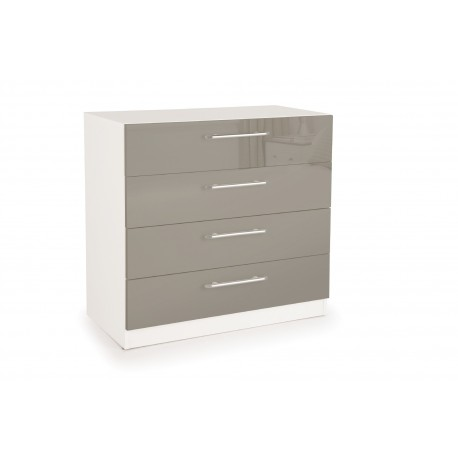 Connect Bayswater 4 Drawer Chest