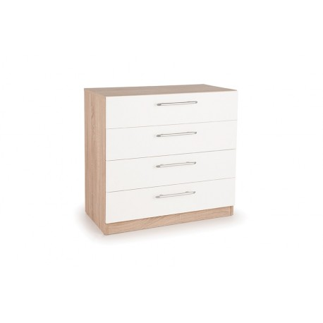 Connect Hyde 4 Drawer Chest