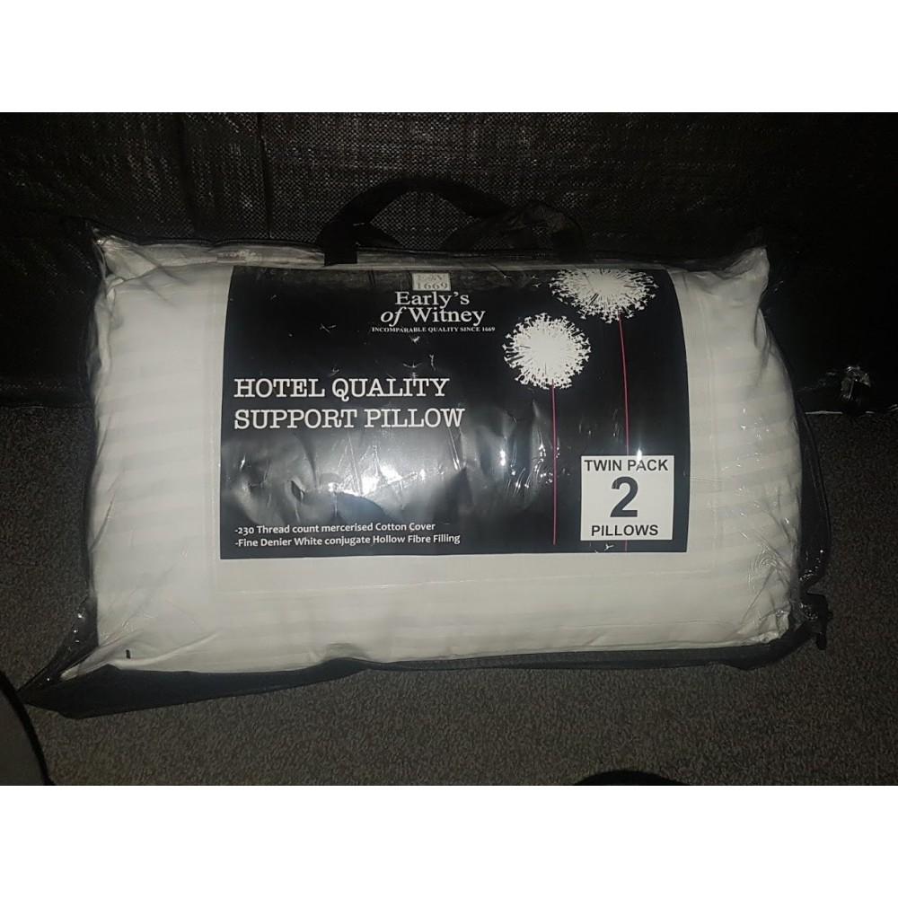 Satten Stripe Pillow Set
