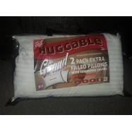 Sateen Stripe With Foam Pillow Set