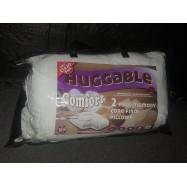 Egyptian Cotton With Foam Pillow Set