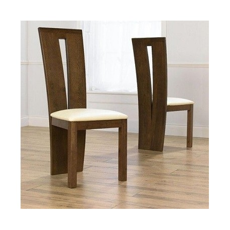 Dark Arizona Dining Chair