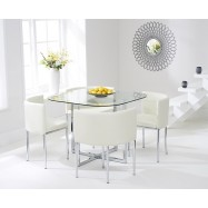 Madison Stowaway Dining Set