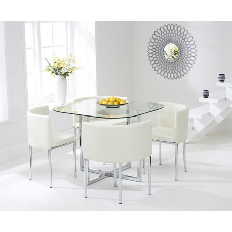 Abingdon Stowaway Dining Set - MS398