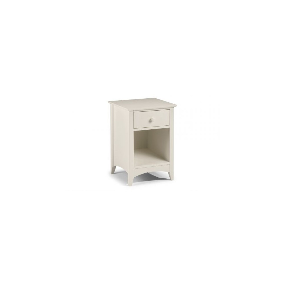 Cameo 1 Drawer Bedside