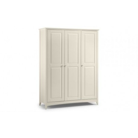Cameo 3 Door Wardrobe With Fitted Interior