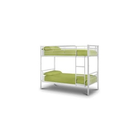 Atlas Metal Bunk Gloss White - JN375