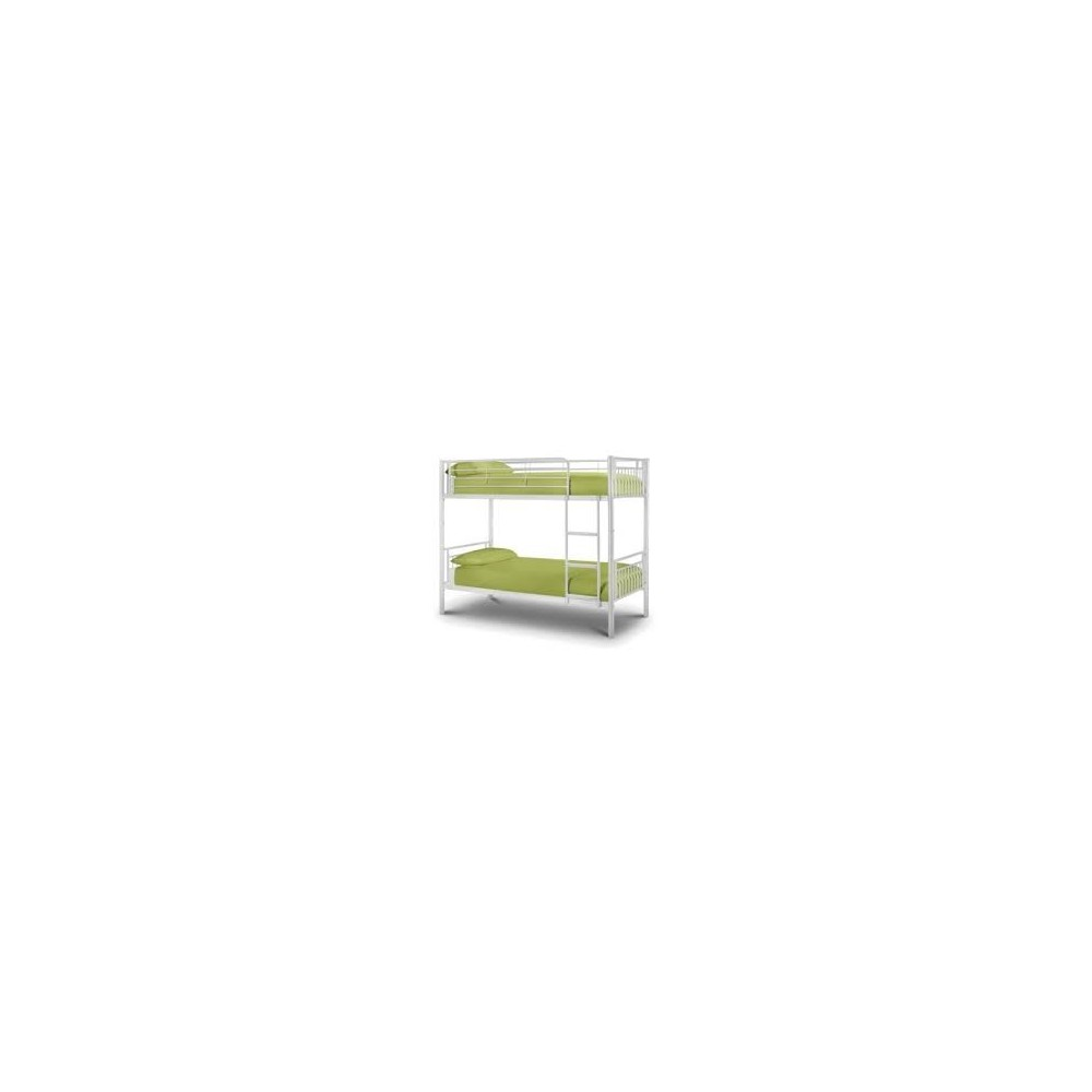 Atlas Metal Bunk Gloss White