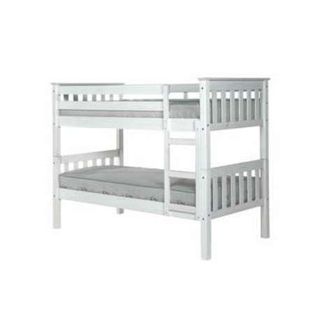 Novaro White Bunk Bed Shorty - CD235
